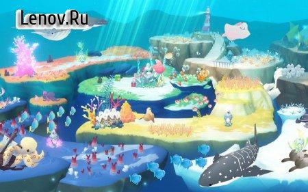 Abyssrium World: Tap Tap Fish v 1.37 Mod (No ads to get rewards)