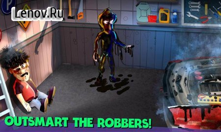 Scary Robber Home Clash v 1.8.1 (Mod Money)