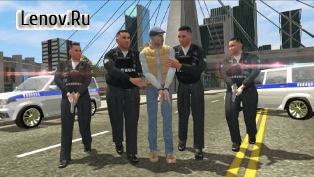 Real Gangster Simulator Grand City v 1.02 (Mod Money/Unlocked/No ads)