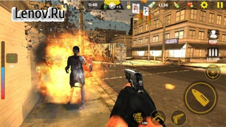 Zombie Kill v 1.1.0 Mod (Unlimited Money/Medals)