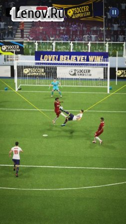Soccer Super Star v 0.0.53 Mod (Unlimited Life)