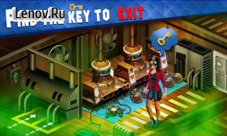 Parallel Room Escape - Adventure Mystery Games v 2.2 (Mod Money/No ads)