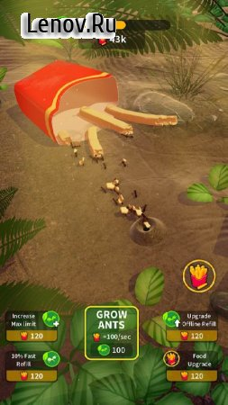 Little Ant Colony - Idle Game v 1.8 (Mod Money)