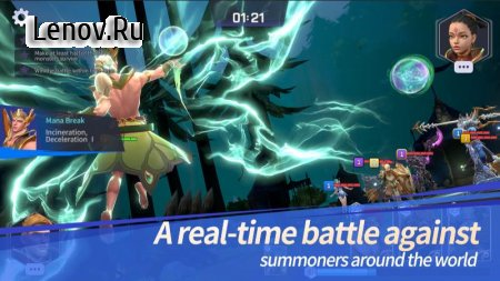 Summoners War: Lost Centuria v 1.0.0 Мод (полная версия)