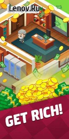 Idle Restaurant Tycoon v 1.6.3 Mod (Unlimited Money/Diamonds)