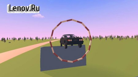 Car delivery service 90s: Open world driving v 0.6 Mod (gold coins)