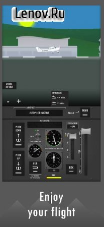 Flight Simulator 2D v 1.5.1 (Mod Money)