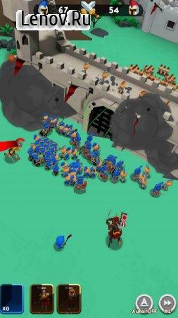 King of war: Legiondary legion v 1.02 (Mod Money/Unlocked/No ads)