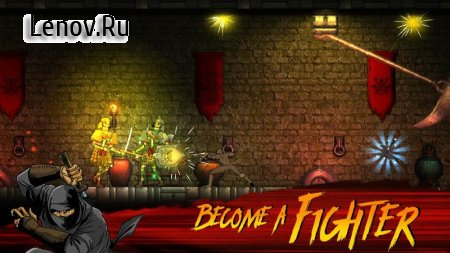 Ninjas Dungeon v 1.0 (Mod Money/No ads)