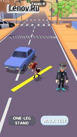 Police Officer v 0.3.2 Mod (gold coins)