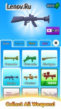 Bazooka Boy v 1.6.4 Mod (Unlimited Money)