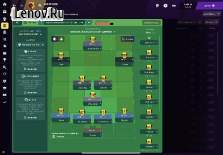 Football Manager 2021 Touch v 21.2.0 Мод (полная версия)
