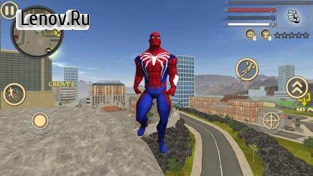 Amazing Spider Rope Hero Spider Frog Ninja Strange v 1.1 (Mod Money)