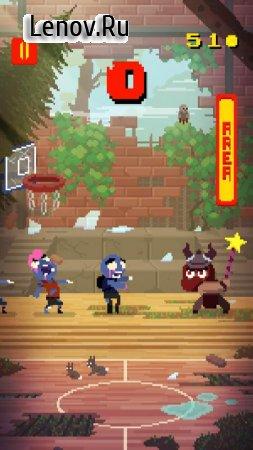 Basketball vs Zombies v 1.0.0 (Mod Money/Unlocked/No ads)