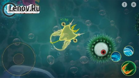 World of Microbes: Spore Evol v 0.2.14 (Mod Money/Unlocked)