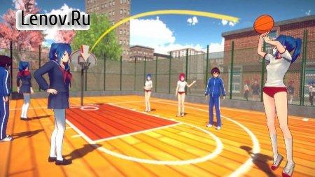 Anime High School Girl Life 3D v 2.0.1 (Mod Money)