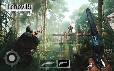 Crossfire: Survival Zombie Shooter (FPS) v 1.1.4 (Mod Money/rewards)