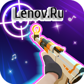 Beat Shooter - Gunshots Rhythm Game v 1.4.5 Mod (Gold coins/VIP)