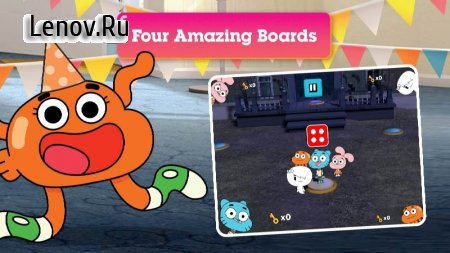 Gumball's Amazing Party Game v 1.0.1 Mod (Unlocked)