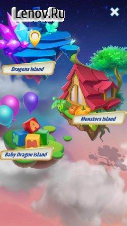 Dragons Evolution - Best Merge Idler 🐉 v 2.1.7 Mod (Unlimited Diamonds)