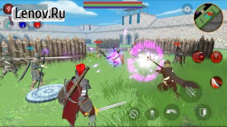 Combat Magic: Spells and Swords v 0.99.64b (Mod Money/Experience)