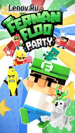 Fernanfloo Party v 0.7 (Mod Money/No ads)