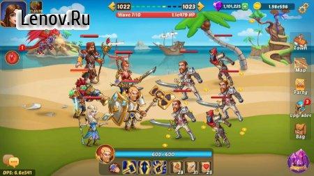 Firestone Idle RPG v 1.13 (Mod Money)