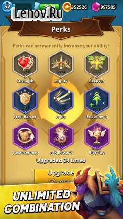 I Am Archero - Roguelike Arcade Adventure Game v 0.1.2 Мод (много алмазов)