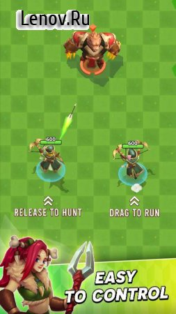Archer Hunter v 0.3.0 Mod (One Hit Kill/Unlimited Diamonds/No Ads)