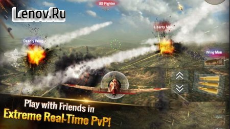 Ace Squadron WW II Air Conflicts v 1.1 (Mod Money)