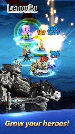 Dungeon Tactics : AFK Heroes v 1.4.0 Mod (Lots of diamonds)