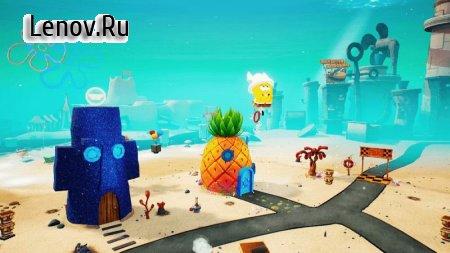 SpongeBob SquarePants v 1.2.1 Мод (полная версия)