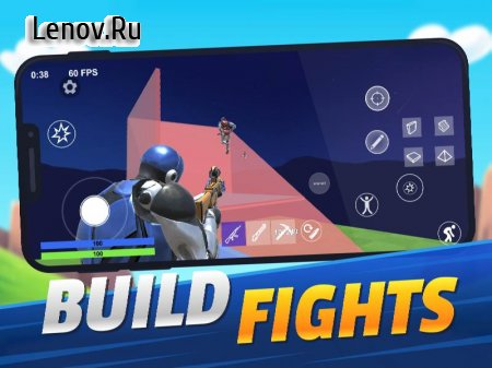 1v1.LOL - Online Building & Shooting Simulator v 2.200 Mod (Ammo/Unlocked)