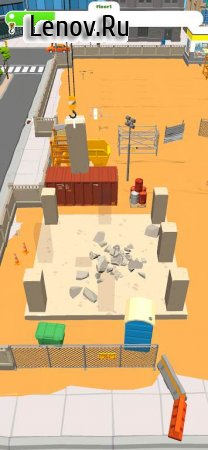 Construction Simulator 3D v 1.6.2 Mod (Lots of money/no ads)