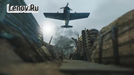 Ghosts of War: WW2 FPS Shooting game v 0.2.10 Mod (Can't run out of bullets)