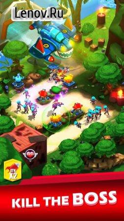 Zombie Defense : Idle Game v 1.7 (Mod Money/No ads)