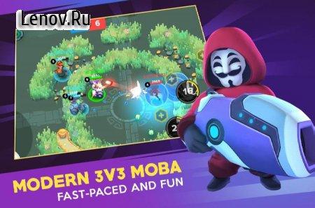 Heroes Strike Offline v 86 Mod (Unlocked/Free Shopping)