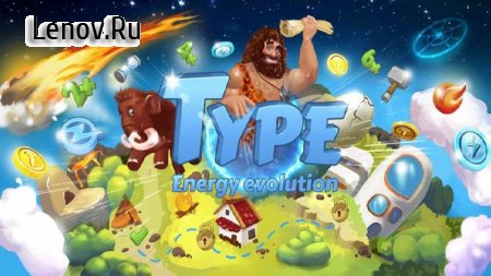 Type: Energy Evolution v 0.1.2 Mod (Lots of energy)
