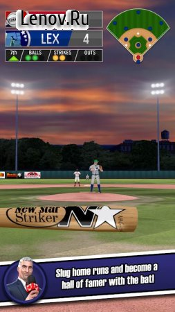 New Star Baseball v 1.1.2 (Mod Money)