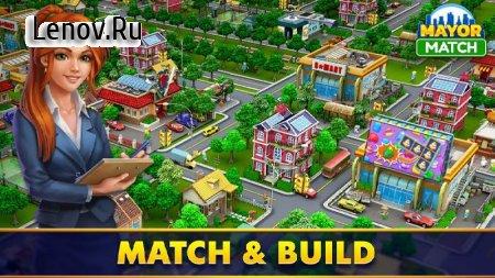 Mayor Match v 1.1.102 (Mod menu/Many lives)