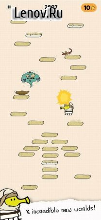 Doodle Jump 2 v 1.2.0 Mod (Unlocked)