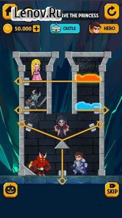 Rescue Hero: Pull the Pin v 2.13 Mod (Free Shopping)