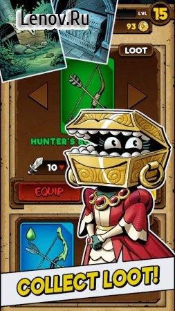 Daring Dungeoneer v 1.19 (Mod Money/Unlocked/No ads)