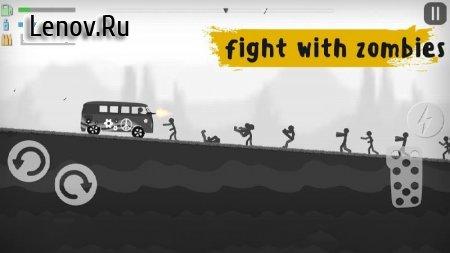 Stickman Destruction Zombie Annihilation Games v 1.11 (Mod Money/No ads)