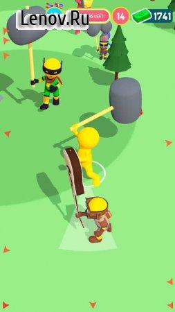 Smashers.io - Fun io games v 3.6 (Mod Money)