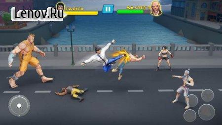 Beat Em Up Karate Fighting Games: Kung Fu Fight v 3.1 (Mod Money)