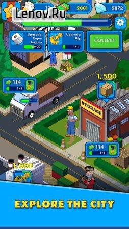 Simpolis: Express City Idle v 0.0.1 (Mod Money)