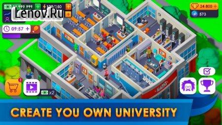 University Empire Tycoon v 1.1.5.3 (Mod Money)