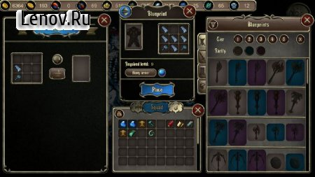 Grim wanderings 2 v 1.74 Mod (Unlocked)