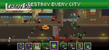 Infectonator 3 Apocalypse v 1.5.45 (Mod Money)